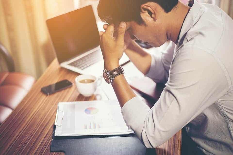 тревога на работе