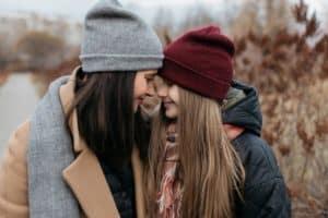 как наладить отношения с дочерью