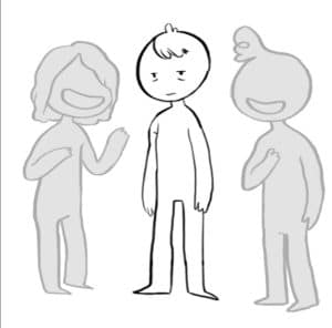 завязать общение если вы интроверт