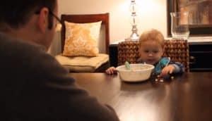 поговорите с ребёнком